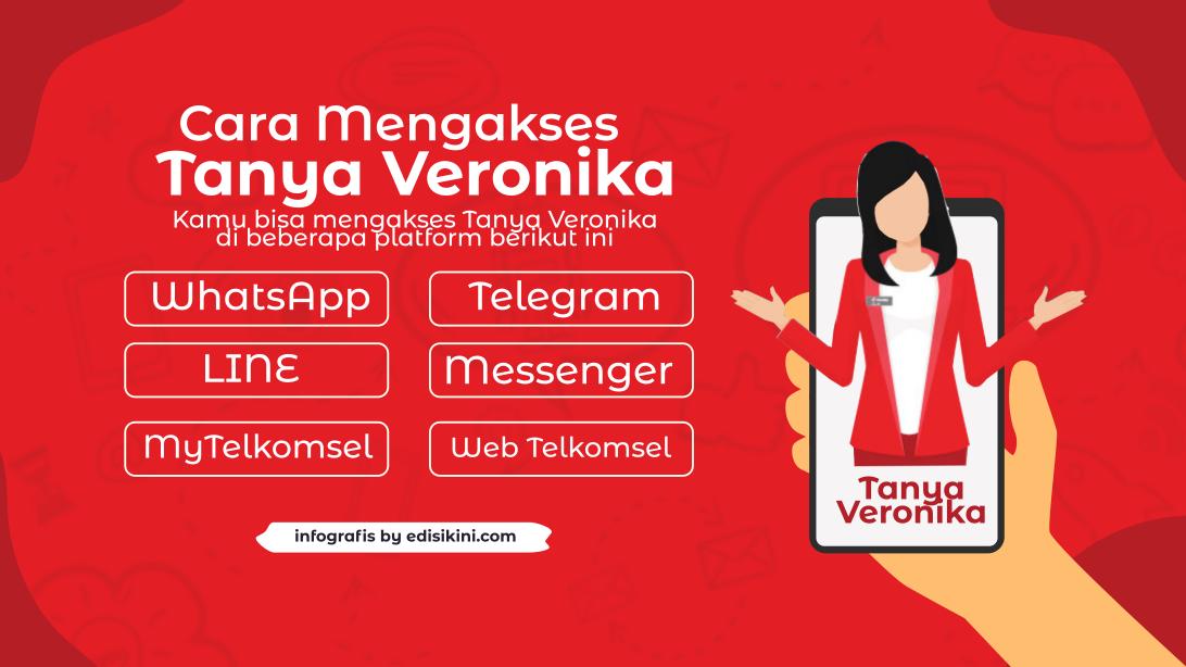 Cara Mengakses Layanan Tanya Veronika dengan Mudah