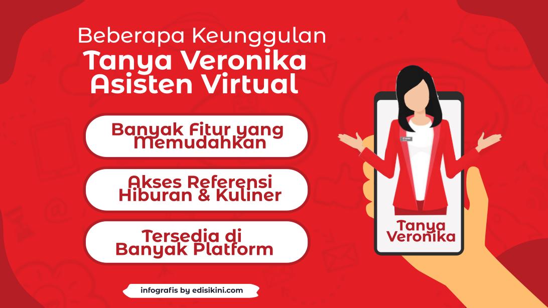 Keunggulan Tanya Veronika Asisten Virtual